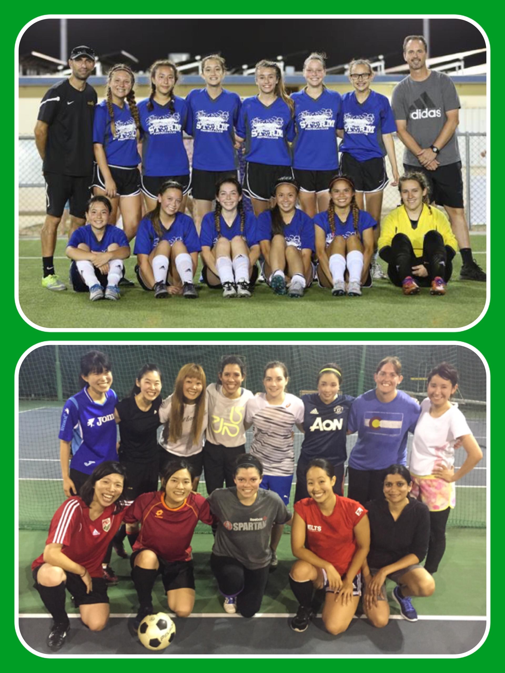 BEFC Ladies vs Yokosuka Storm FC