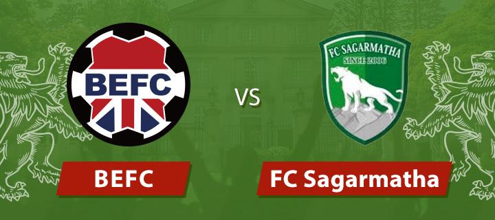 BEFC vs Sagarmatha