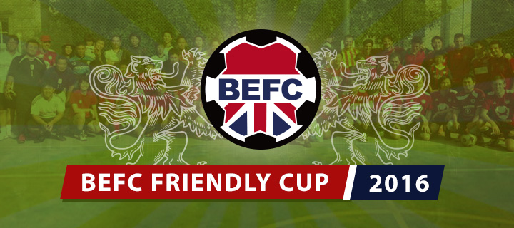BEFC Friendly Cup 2016