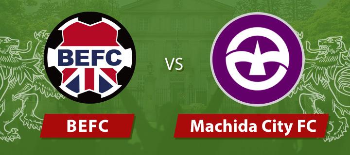 BEFC vs Machida City Hall FC