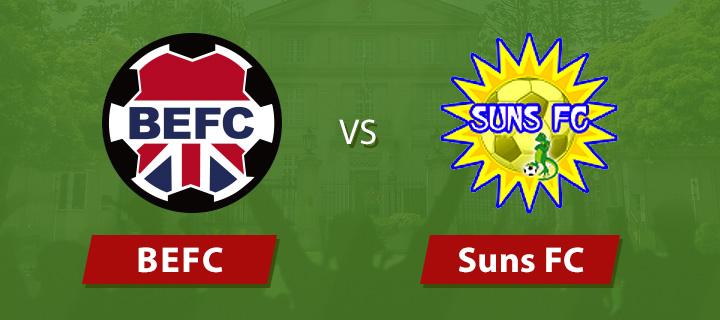 BEFC vs Suns FC
