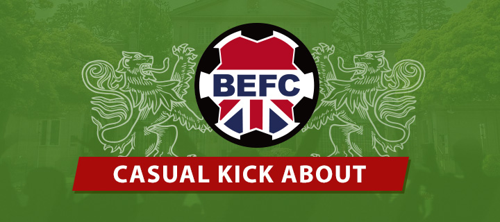 Meet Up - Casual Kick About