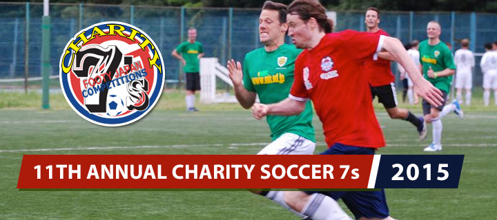 FootyJapanCompetitions 11th Annual Charity Soccer 7s