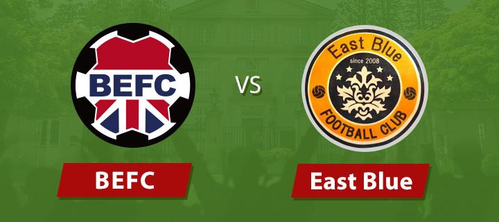BEFC vs Club East Blue