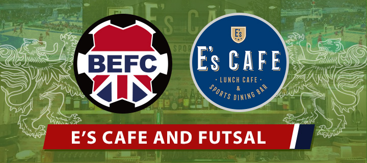 E's Cafe Tama City and British Embassy Football Club Futsal Event