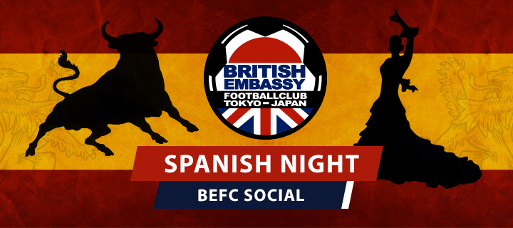 BEFC Social - Spanish Night