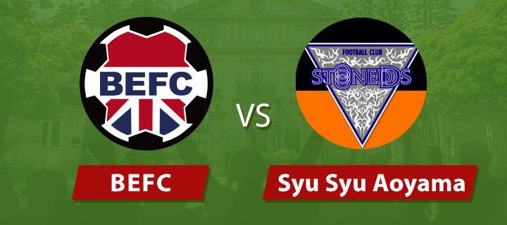 BEFC vs Syu Syu Aoyama 2015