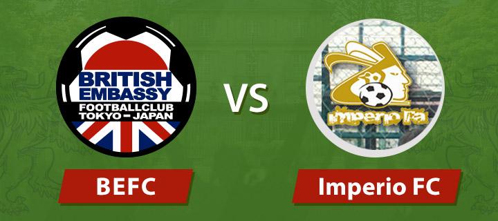 BEFC vs Imperio