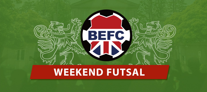 BEFC Weekend Futsal