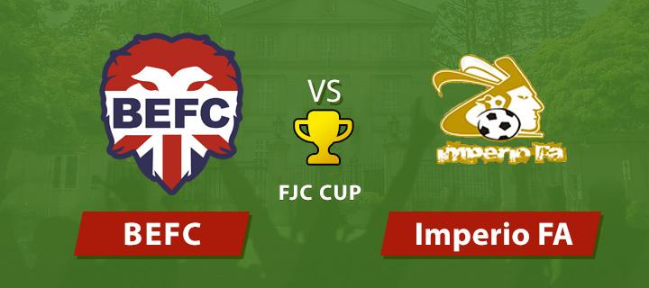 BEFC Lions vs Imperio FA