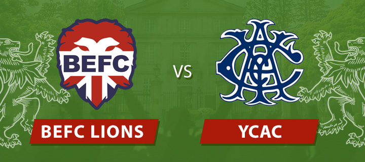 BEFC Lions vs YCAC - FJC Cup 2019