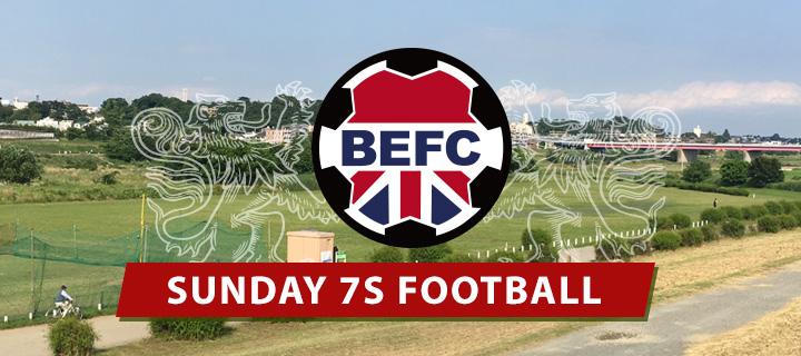 BEFC Sunday Park 7s