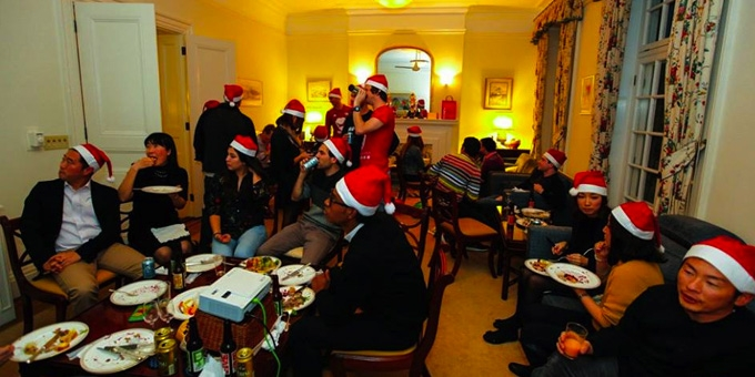 BEFC Christmas Party and Player Awards 2015 - Party on!