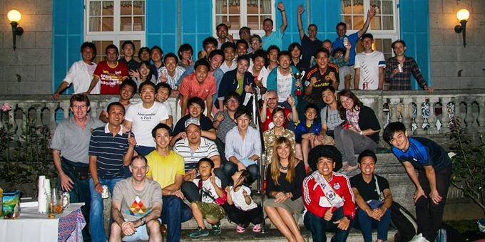 BEFC Friendly Cup 2015 - BBQ Party People