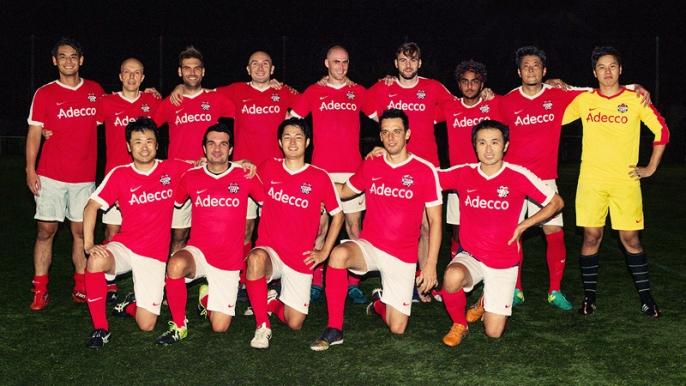 BEFC TML15 Squad 2017