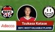 Adecco BEFC MVP vs GUTS SC - Tsukasa Katase