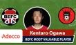 Adecco BEFC MVP vs King George - Kentaro Ogawa