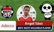 Adecco BEFC MVP MIFA Futsal Competition - Angel Sáez