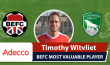 Adecco BEFC MVP vs FC Sagarmatha - Timothy Witvliet