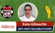 Adecco MVP BEFC vs Tokyo Banana - Kate Gilmartin