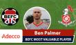 Adecco MVP BEFC Esperanza KIWL Futsal Cup - Ben Palmer