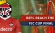 BEFC reach Footy Japan Competitions Cup Final