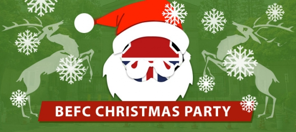 BEFC Christmas Party 2017