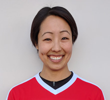 BEFC Ladies Captain - Sharon Sakuda