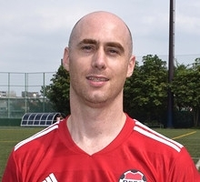 BEFC Club Captain and Manager - Ben Palmer
