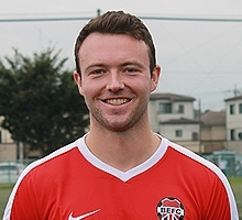 BEFC Lions - James Bateman