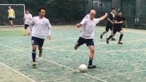 British Embassy Football Club, Tokyo -- Futsal