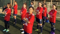 British Embassy Football Club, Tokyo - Ladies