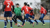 British Embassy Football Club, Tokyo Japan 2016/17 TML 11s