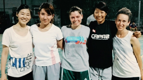 BEFC Ladies First Session