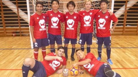 BEFC AMIA Futsal Tournament 2015