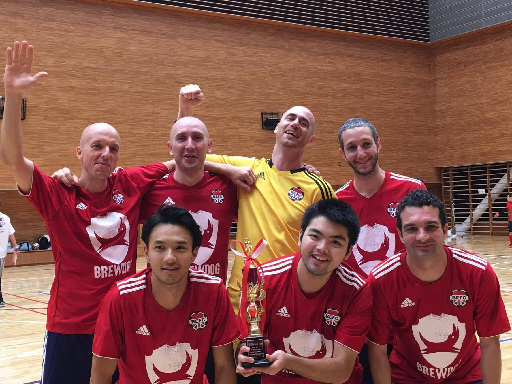 BEFC AMIA 8th International Futsal Champions