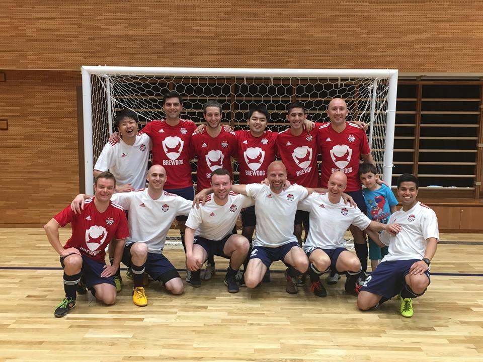 AMIA 7th International Futsal Tournament