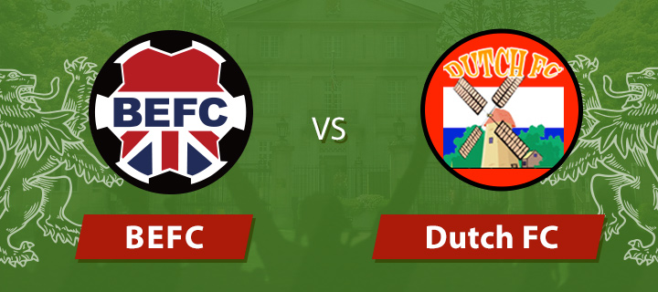 BEFC vs Dutch FC
