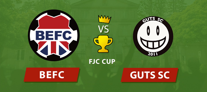 FJC Cup - BEFC vs GUTS SC