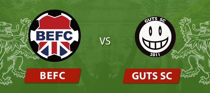 BEFC vs GUTS SC