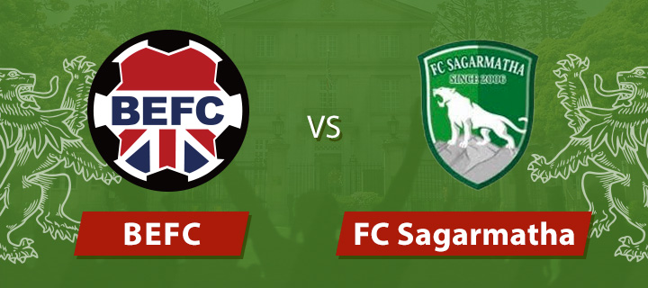 BEFC vs FC Sagarmatha