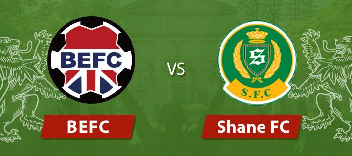 BEFC vs Shane FC