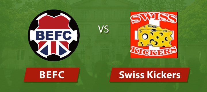 BEFC vs Swiss Kickers