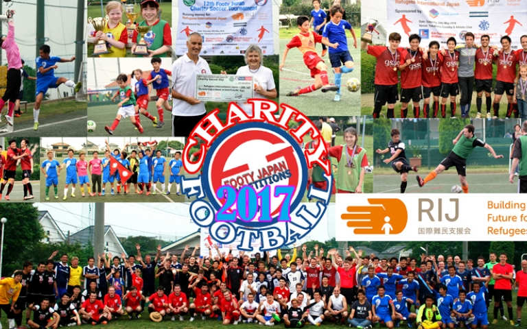 Footy Japan Charity 7s