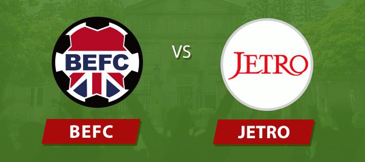 BEFC Vs Jetro FC