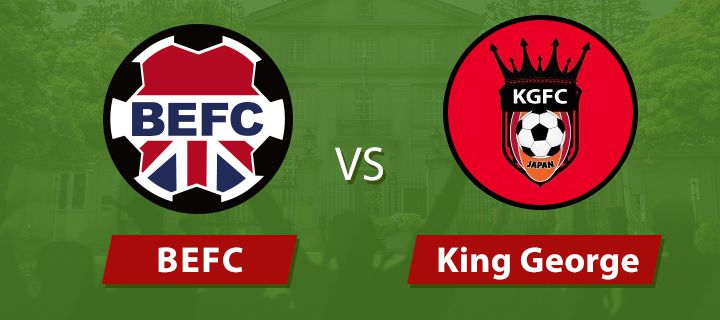 BEFC vs King George 2015