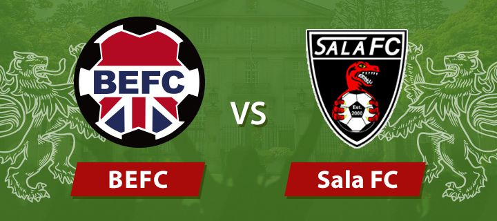 BEFC vs Sala