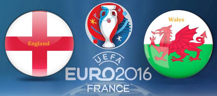 Euro 2016 England vs Wales