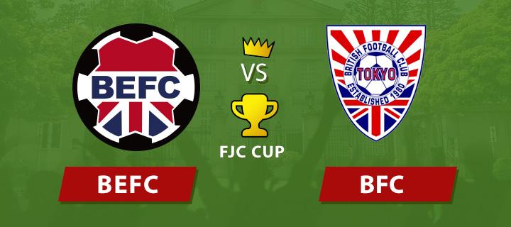 FCJ Cup - BEFC vs BFC