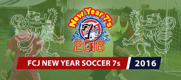 FCJ New Year Soccer 7s 2016